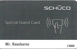 Germany: Bau 2019 München - Special Entrance Guest Card - Andere Sammlungen