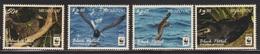 NIUAFO'OU 2016 BIRDS Black Petrel - Procellaria Parkinsoni - MNH - Albatros