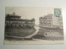 Bb002  MERS Le Casino 1907 - Mers Les Bains