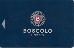 France: Boscolo, Nice - Hotelkarten
