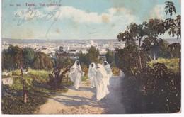 Tunisie -  TUNIS -  Vue Générale - 1909 - Túnez