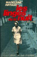 Les Linges De La Nuit De Madeleine Riffaud (1974) - Books, Magazines, Comics