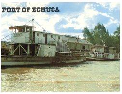 (ED 56) Australia - VIC - Echuca PS Pevensey And Pyap - Australia