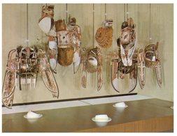 (ED 56) Australia - Malaggan Mask From New Ireland - Papua New Guinea - Australia