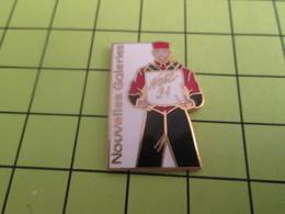 1116a Pin's Pins / Beau Et Rare : THEME : MARQUES / NOUVELLES GALERIES GROOM NOEL 91 - Noël