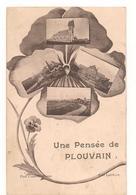 Plouvain - Une Pensee -   CPA° - Sonstige Gemeinden