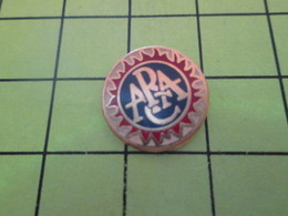 1118A Pin's Pins / Beau Et Rare : THEME : ASSOCIATIONS / ARAC Amateurs D'araignées ? - Associations