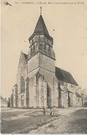 58, Nièvre, PREMERY, L'Eglise, Monument Historique Du XII ème Siècle, Scan Recto-Verso - France