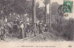Port-Aviation - Sur La Route - Scènes Pittoresque - Aviation