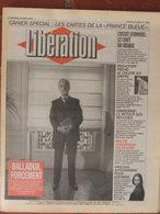 Journal Libération (30 Mars 1993) 2eme Tour De Slégislatives - Balladur Nommé - Vanessa Paradis - M Noir/justice - Zeitungen