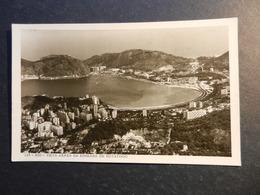 19958) RIO VISTA AEREA DA ENSEADA DE BOTAFOGO NON VIAGGIATA - Rio De Janeiro