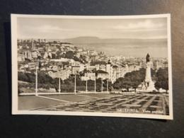 19958) LISBOA VISTA PARCIAL NON VIAGGIATA - Lisboa