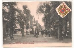 Arras - Exposition Du Nord De La France  -  Promenade A Dos D'elephants -   CPA° - Arras