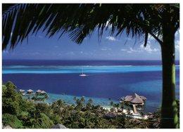 (ED 73) France - French Polynesia Huahine Island - Polinesia Francese