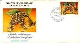 Nouvelle Calédonie FDC N° 467 468  16 Février 1983 - FDC