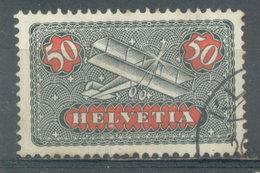 SUIZA - YVERT AEREO 9  (#1848) - Aéreo