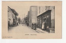 AUTREY - ROUTE DE GRAY - 70 - France