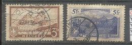 SUIZA - YVERT 244  -  243 (#1844) - Usados