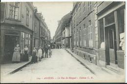 AMIENS - La Rue Du Hocquet - Amiens