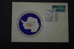 6-347 Allemagne De L'Est 1983 Antarctic Antarctique Antarktisforschung Der DDR Phoque Elephant De Mer South Pole Sud - Forschungsprogramme