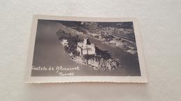ANTIQUE PHOTO POSTCARD PORTUGAL TANCOS - CASTELO DE ALMOUROL UNUSED - Santarem