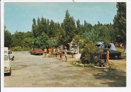 CPM 66 ARGELES SUR MER Camping De Pujol Route De La Plage - Argeles Sur Mer