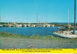 Boat Harbour, Richmond River, Ballina, New South Wales - Unused - Australia