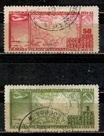 SU+ Sowjetunion 1932 Mi 410-11 Polarjahr - 1923-1991 USSR