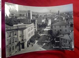 Grosseto Panorama CARTOLINA VIAGGIATA ANNI 50 - Grosseto