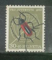 SUIZA  - YVERT 542 (#1822) - Pro Juventute