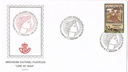 33426. Carta Exposicion BARCELONA 1983, Jornadas Lopetelicas. SAN GABRIEL - 1931-Hoy: 2ª República - ... Juan Carlos I