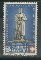 SUIZA  - YVERT 353 (#1824) - Suiza