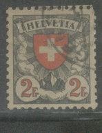 SUIZA  - YVERT 211 (#1827) - Usados