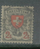 SUIZA  - YVERT 211 (#1828) - Usados