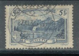 SUIZA  - YVERT 230 (#1831) - Usados