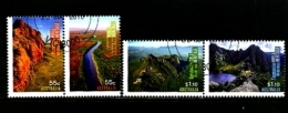 AUSTRALIA - 2010   UNESCO  WORLD HERITAGE SITES  SET  FINE USED - 2010-... Elizabeth II