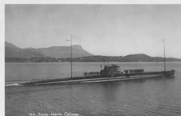 Sous-marin   Câiman.  Scan - Submarinos