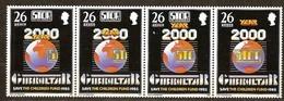 Gibraltar 1985 Yvertn° 497-500 *** MNH  Cote 6,00 Euro - Gibraltar