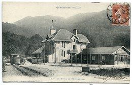 CPA 1912 * GERARDMER Le Grand Hôtel De Retournemer ( Tramway ) - Gerardmer