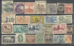 COLOMBIA  - 26 ESTAMPILLAS  (#1912) - Colombia