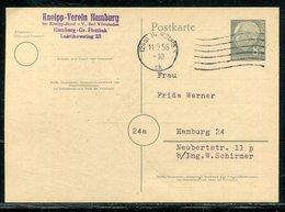 Bundesrepublik Deutschland / Postkarte Mi. P 25 O (19081) - BRD