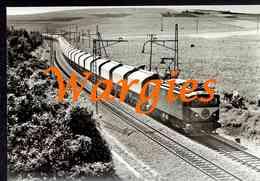 CPSA.   La Voie Ferrée Moderne -MAROC.  Ligne De Khourigba - Casablanca.    () - Trains
