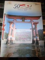 Indonesien 2008 Freunschaft Mit Japan 2607-2616 Kleinbogen + Klbo-Satz 6 Bogen - Indonesia