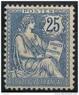 France (1902) N 127 * (charniere) - Ungebraucht