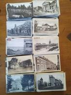 Lot De 900 Cpa France Toutes Regions Drouilles Quelques Cpsm Petit Format - Postcards