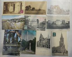 Lot De 10 Cp (80 Somme) - Postcards