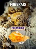 Mozambique 2019    Minerals  S201905 - Mozambique