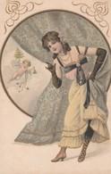 Cartolina - Postcard / Non Viaggiata - Unsent / Donnina. - Femmes
