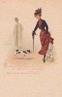 Cartolina - Postcard / Non Viaggiata - Unsent / Donnina. - Mujeres