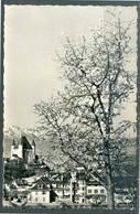 THUN - Ospedale E Castello - Cartolina Viaggiata Anno 1934, Come Da Scansione. - BE Berne